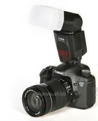 Set of Phottix lenses for flashes of Canon/Nikon