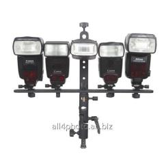 Crossbeam for flashes of Phottix FT-3