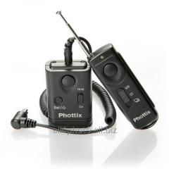 The panel of wireless Phottix Cleon II for Canon