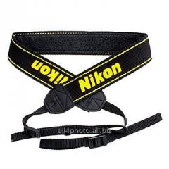 Belt for the Nikon camera