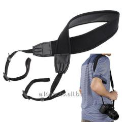 Belt neoprene for the camera or a video camera