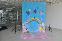 Background children's art 1
