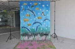 Background children's art 10