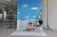 Background children's art 13