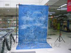 Background of art 3*6 m No. 1