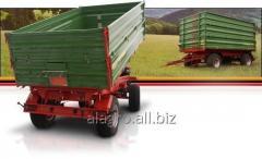 Pronar Asia T672/1 trailer