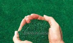 Гранулят каучуковый для искусственной травы