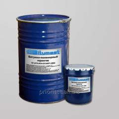 Bituminous and polymeric BPG-25 sealan