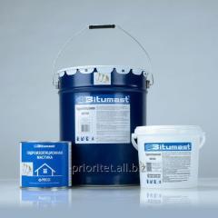 Гидроизоляционная мастика для элементов...