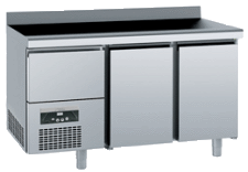Table low-temperature V=320l, TB2GN-G Grande