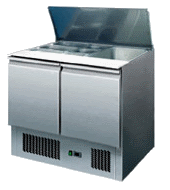 COOLEQ S900 STD salad bar
