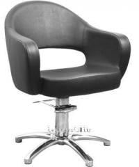 Hairdresser's chair of COLOMBIANO BLACK