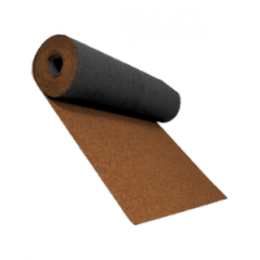 Endovy carpet of RoofShield EKM-4,5-E-1-brown