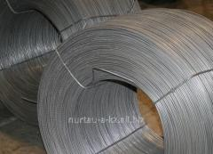 Wire for reinforcing of ZhBK, BP-1 f 2,5