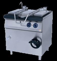 Frying pan gas