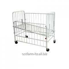 Кровать общебольничная МСК-108 детская