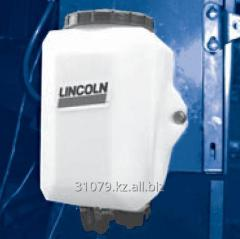The unilinear lubrication system for slowly moving
