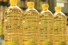 Органическое подсолнечное масло на Экспорт