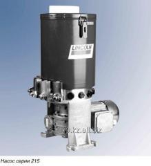 Series 215 pump