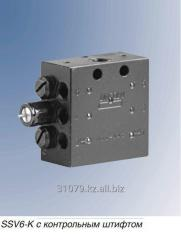 The SSV distributor with a control pin