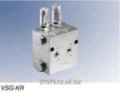 Двухлинейный дозатор модель VSG-KR