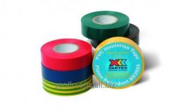 Electroinsulating tape