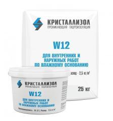 Кристаллизол W12