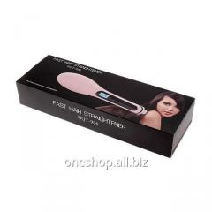 Automatic hairbrush Fast Hair Straightener HQT-906