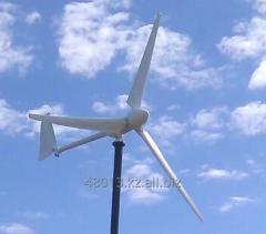 Wind generators (wind power stations)