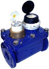 The KVM-50 water counter with HRIPulsUnit+ DGKI