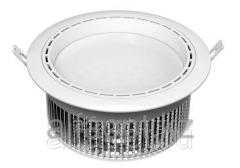 Ceiling LED DSF-I-10W-R/5K-102-WH lamp