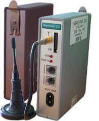 GSM lock Mercury 228