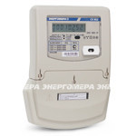Counter of the electric power of Energomer CE302