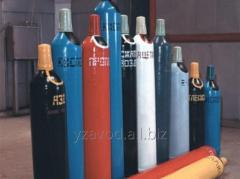 Gases technical a cryogen from Uralsky Plant