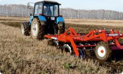 DISK HARROW of