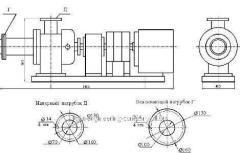 Агрегат электронасосный винтовой пищевой НВ...