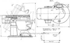 Тестомесильная машина типа А2-ХТЗ-Б
