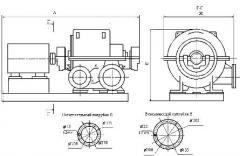 Турбокомпрессор воздушный многоступенчатый
