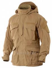 GARM Combat jacket (1110045010015, MS, Brown)