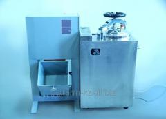 Installation for utilization of medical waste