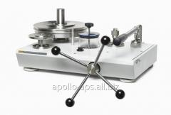 Cargo piston manometers