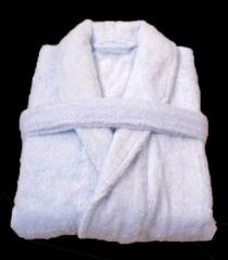 Dressing gowns terry for hotels