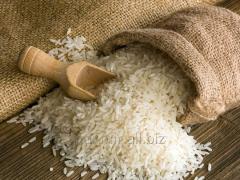Шлифованный рис от Завода Най Мир