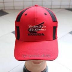 Baseball caps exclusive from IP Hodzhamberdiyev R.
