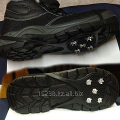 Ледоступы на обувь