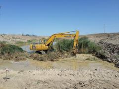 Excavators for ren