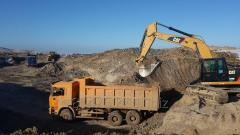 Shacman dump trucks for ren