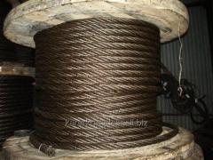 Ropes steel