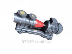 The three-screw Pump A13B4/25-6,8/25B with el dig