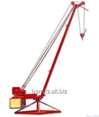 Crane construction Pioneer of KS-500